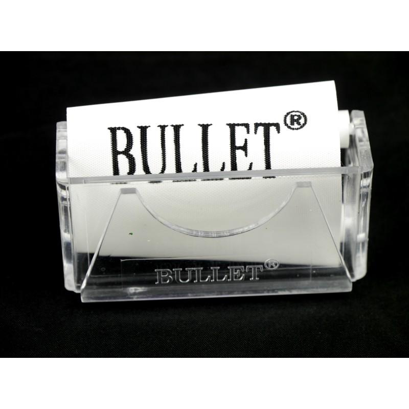 "Acryl Drehmaschine Klar/Transparent \""Black Light\"" Bullet small"