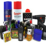 Feuerzeuge & Gas