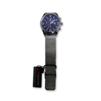 Uhre Quarz Modern IKK-45mm Silver. metal armba sc