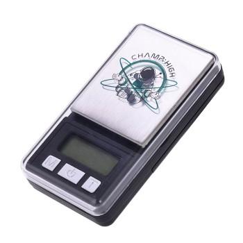 "Digital Mini Scale Champ Hi ""Black "" 0,01g bis 200g"