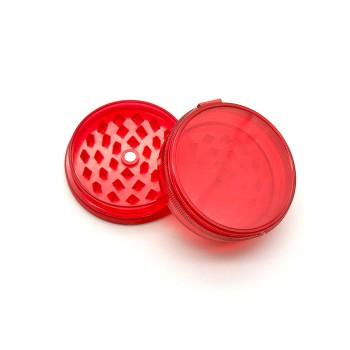 Acryl Grinder 60mm 3 Teiler verschiedene Farbe  VE-12