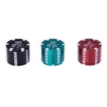 Champ High Metall GRINDER CHIPS 3 Teil 42MM VE-12