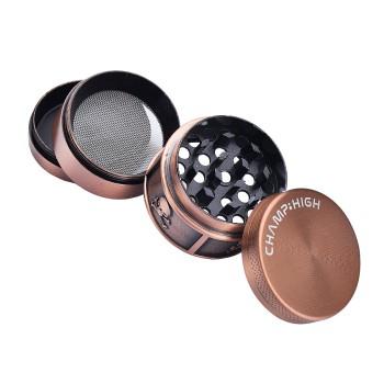 Metall Grinder 4-teilig Kupfer Gold ca. 40mm
