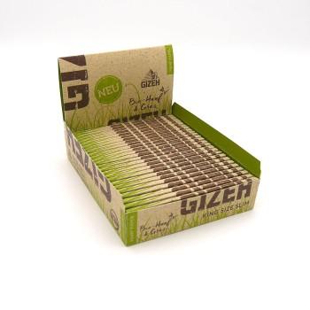 Gizeh Hanf+Gras King Size SLIM 25er Box