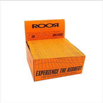 Roor CBD Zigaretten Papier Unbleached slim VE 50