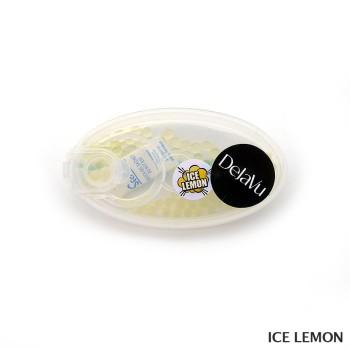Aromakugeln für Zigaretten 100 Kügelchen Ice Lemon